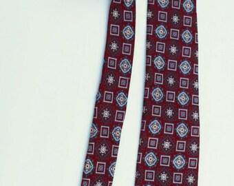 Designer Classic Vintage / !00% Silk