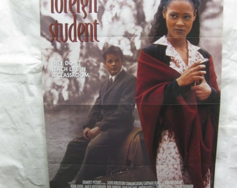 Foreign Student 1994  Movie Poster mp075
