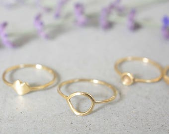 14k delicate ring, 14k gold, delicate ring, 14k simple ring, wedding ring, gold band, stackable rings, minimalist ring, 14k solid gold ring