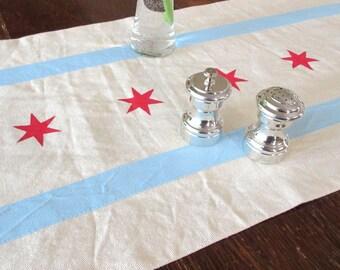"""100"""" Chicago Table Runner"""