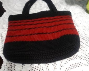 Purse crochet my me