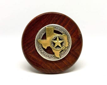 State of Texas Wine Stopper – Two-Tone