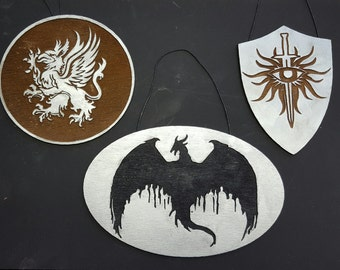 Dragon Age Ornament|Magnet Collection
