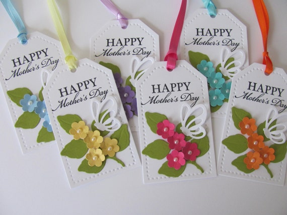 Mother S Day Tags: Happy Mother's Day Gift Tags Mother's Day Tags