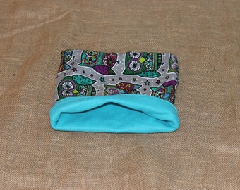 MEDIUM Owl pouch for small pets- Guinea pigs, Rats, Rodents, Hedgehogs, Chinchillas...