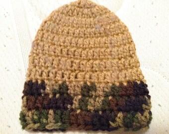 Crochet baby hat #6