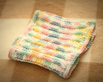 pastel Whippet Snood, Handmade, neck warmer, dog neck warmer, crochet