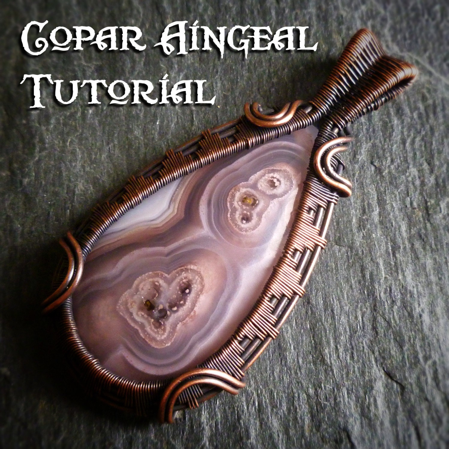 Tutorial captured sunburst wire wrapping jewelry pattern zoom aloadofball