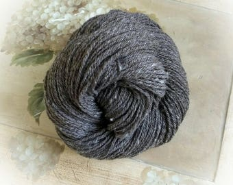 NEW! Woodlily Millspun Yarn ~ Corriedale/Cormo 80 ~ Angora 20 Worsted 150 Yds.