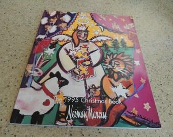 1995 Neiman Marcus Christmas Catalog