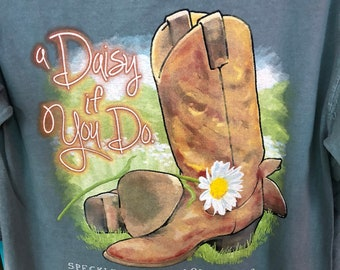 Speckle Bellies a daisey if you do shirt NEW