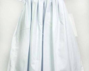 Easter Outfit   Smocked Dresses   Smocked Dress  Smock Dress  Baby Girl Smocked Bishop Dress   Bishop Dress   Smocked Bishop 412757 - DD152