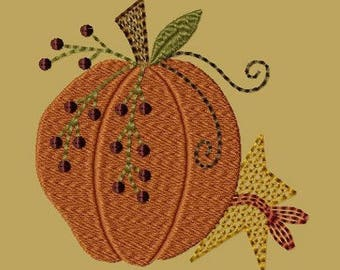Autumn Greetings-Version 1--4x4-INSTANT DOWNLOAD