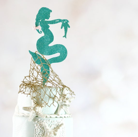 Mermaid Baby Shower, Cake Topper, ANY COLOR, Pregnant Mermaid Baby Shower,  Mermaid To Be, Baby Shower Decorations, Girl Baby, Boy Baby From ...