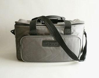 1980s Large Camera / Video Shoulder Bag