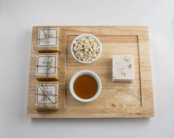 THENUS SOAP – Honey & Oats