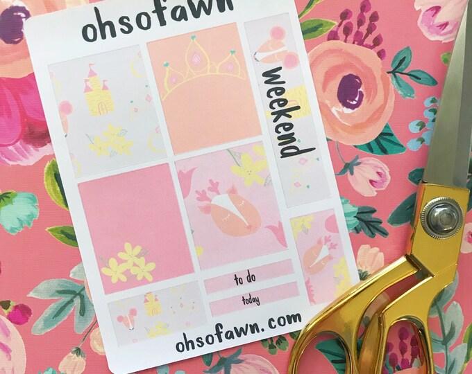 Fairytale Princess Mini Kit