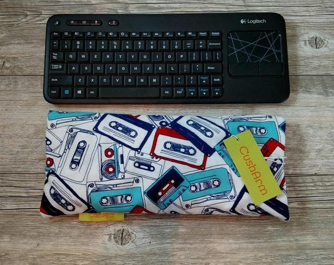 Cassette Tape, Eighties, 80's Laptop Computer Arm, Wrist Elbow Support