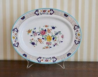 Vintage Porcelain Serveware
