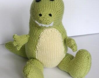 Stuffed T-Rex Toy