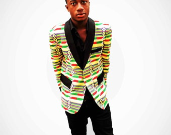 Markim Kente Suit