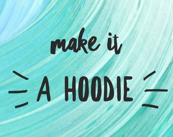 Kids Hooded Sweatshirt- choose any design