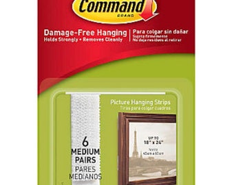Command Strips For Hanging Letters