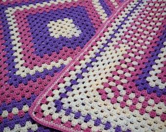 Crochet Blanket, Lapghan, Granny Square Blanket, Lap Blanket, Crochet Afghan, Handmade Blanket,Gifts, Australian Seller
