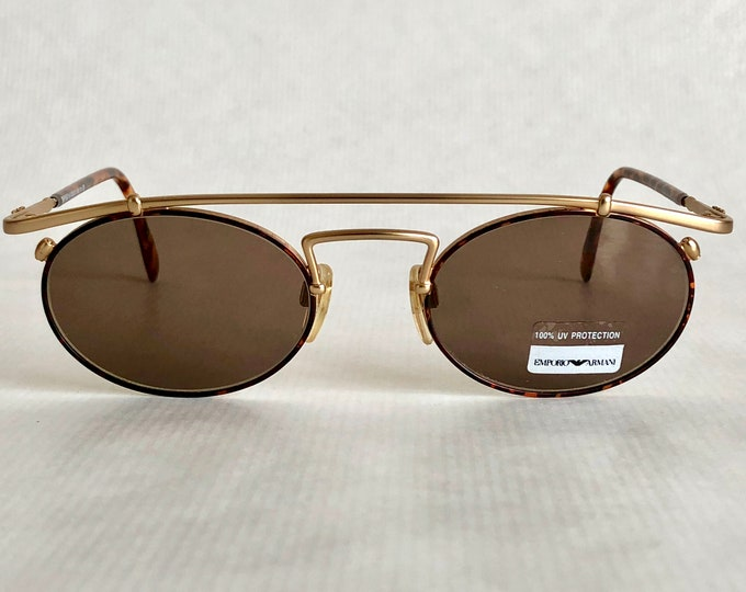 Giorgio Armani 024 S 832 Vintage Sunglasses New Old Stock