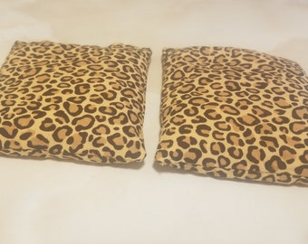 """Rice Heating Pad/ Cooling Pad, Set of 2, each 4x4"""""""
