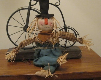 Scarecrow - Scarecrow Decoration - Autumn Decoration - Fall
