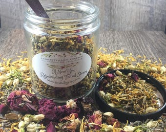 A New You Herbal Facial Steam