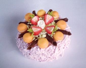 Miniature Cake 1:12 - Series 1 - 019