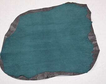 Dark Turquoise Velvet Lambskin Coupon
