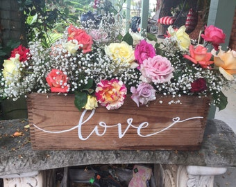 Custom Hand Lettering | Wedding Signs | Events