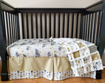 Mountain Adventure Baby Bedding