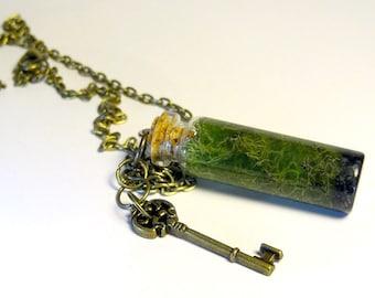 Terranium Necklace