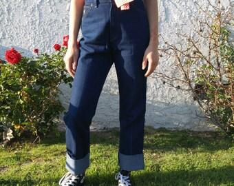 Vintage Wranglers Denim High Waisted Jeans