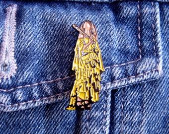 Beyonce INSPIRED Pin - Hold Up / Lemonade Pin / Pin Badge / Queen Bey / Music Pin / Beyonce Pin / Beyonce Badge / Beyonce Gift
