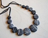 Nature necklace modern wi...