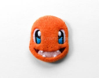 slightly charred - exquisitely handsewn Charmander