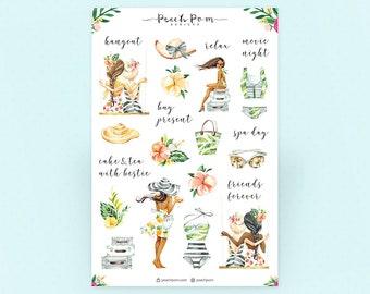 Friendship - Planner Sticker Sheet