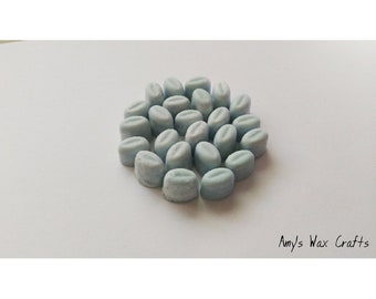 24 Bean, Shape, Blue, Bubble Gum, Scented, Wax Melts
