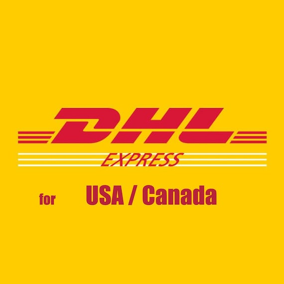 DHL // USD 20 Express Shipping Upgrade Rate - for International Orders - USA / Canada