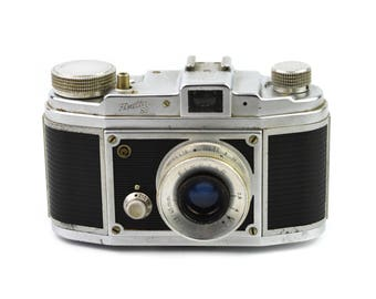 Saraber Finetta 88 Camera with Finetar 45mm f/2.8 Lens c.1953-56
