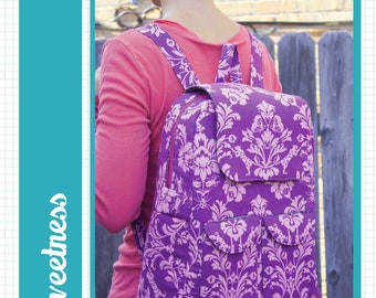 Edelweiss Backback Pattern
