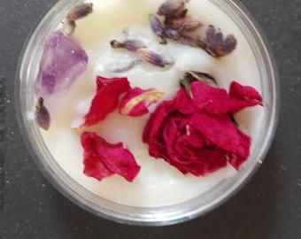Healing Crystal Solid Perfume