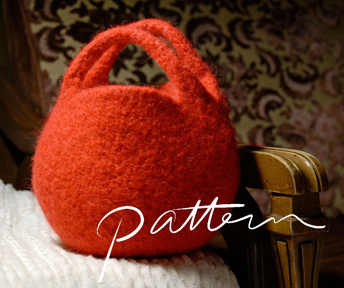 PATTERN Knitting Pattern Download Digital Download Knit