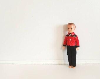 Vintage Bob Teenage Doll