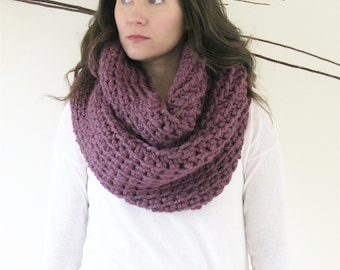 Huge Scarf | Oversize Scarf | Hooded Scarf | Chunky Cowl | Hooded Cowl | Many Color Choices